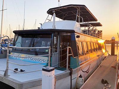 Mooloolaba Seafood Cruise