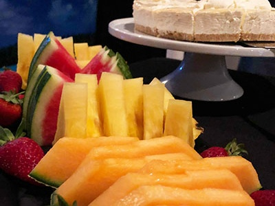 Seafood Buffet Fruit Dessert