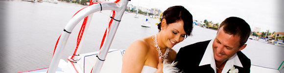 Wedding Cruise Mooloolaba 2