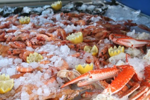 Seafood Dinner Mooloolaba